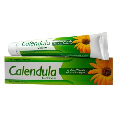 St.George Calendula Antiseptic Ointment for Open Wounds