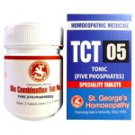 St.George Tissue Complex Tablets 5-Tonic (Five Phosphates)