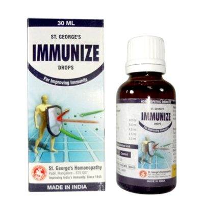 St George Immunize Drops for Improving Immunity