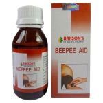 Bakson BeePee Aid Homeopathy Drops for normal blood pressure (BP), high cholesterol and hypertension treatment