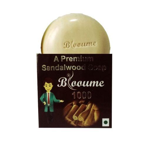 Biofroce AG Switzerland Blooume 1000 Premium Sandalwood Soap, natural sandal soap