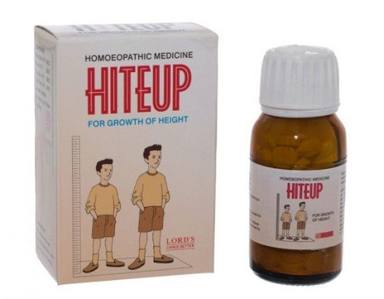 Homeopathy Hite Up tablets for height increase medicine, grow taller naturally