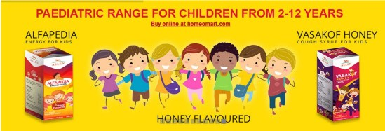 Allen Paediatric homeopathy medicines Alfapedia , Vasakof cough syrup