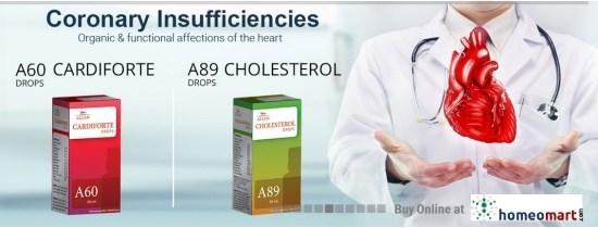Homeopathy Heart Medicines