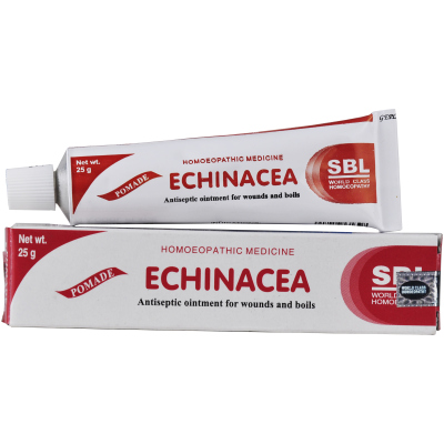 SBL Pomade Echinacea Ointment, get upto 15% off on homeomart