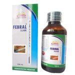 Wheezal Febral Syrup - Fever Medicine