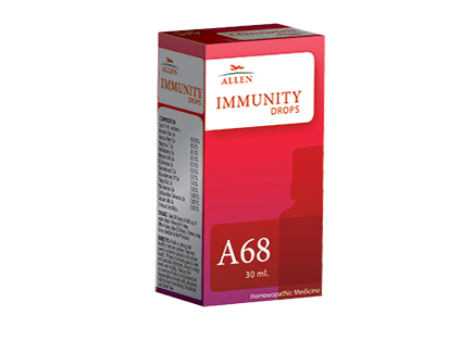 Allen A68 Immunity Drops for Strong and Healthy Immune System