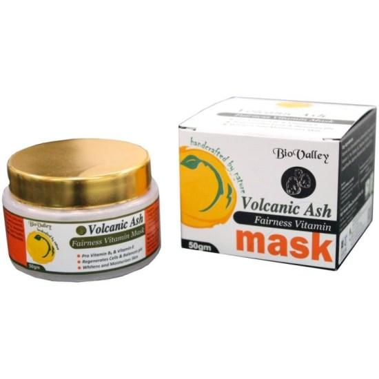 Bio Valley Volcanic Ash Natural Mask