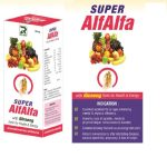 Dr.Raj Super Alfalfa Tonic with Ginseng for Health and Energy