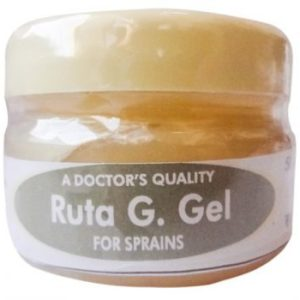 Vashisht Ruta Gel for Rheumatic pain, Sprains and Strains