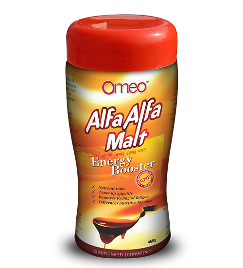 Bjain Alfa Alfa Malt Energy Booster