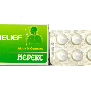 Hevert allergy relief tablets Homeopathy medicine for rhinitis hay fever allergic reactions eosinophilia