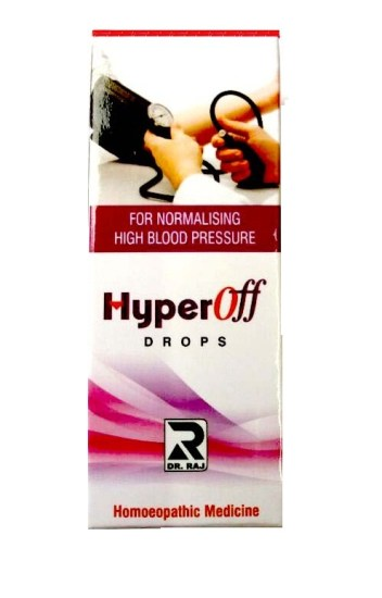 Hyperoff - Homeopathy medicine for High blood pressure, hypertension