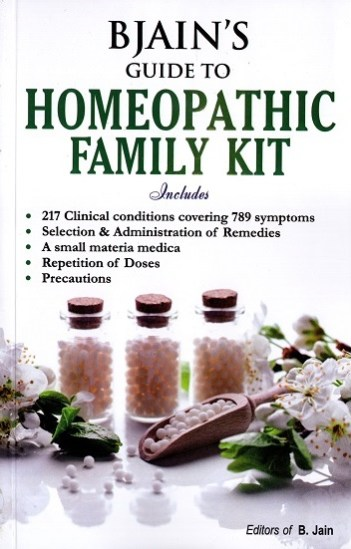 Bjain's Guide to Homeopathic Family Kit - Editors of Bjain
