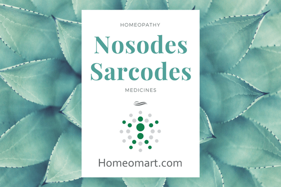 Nososdes, Sarcodes, Tautopathy, X rays in Homeopathy