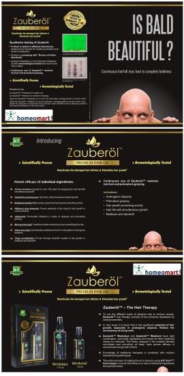 Schwabe Zauberol -Top German Oil for HairFall, Hair regrowth