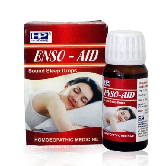 Hahnemann Pharma Enso Aid Sleep Apnea Drops