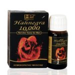 Hahnemann Pharma Hahnegra Nervine Tonic for Men, Homeopathic viagra medicine for sex power, libido, vitality