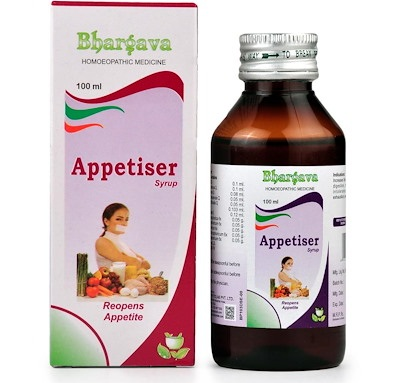 Bhargava Appetiser Syrup - Appetite Enhancer