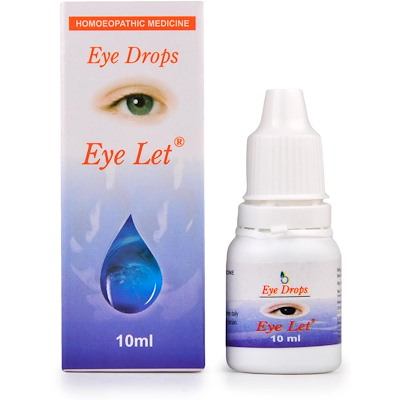 Bhargava Eye Let Drops for Stressed Eyes, conjunctivitis, poor vision