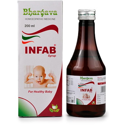 Bhargava Infab Syrup for Healthy Baby