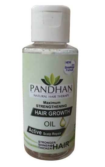 Dr Raj Homoeo Herbal Pandhan Oil to Prevents Hair fall and promotes hair Growth