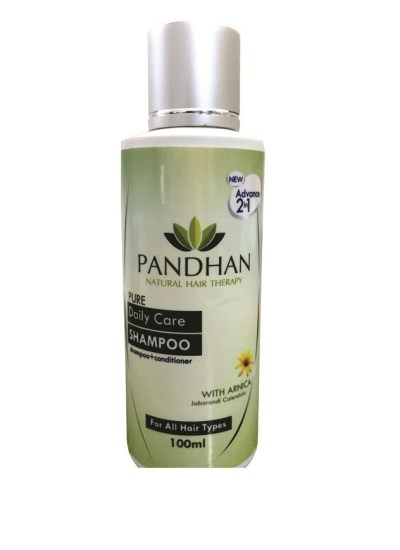 Dr Raj Homoeo Herbal Pandhan Shampoo Prevents Hair fall and Promotes hair Growth