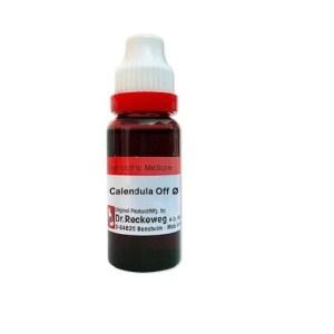 Dr. Reckeweg Calendula Officinalis Homeopathy Mother Tincture Q