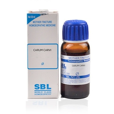 SBL Carum Carvi Homeopathy Mother Tincture Q