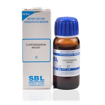 SBL Clerodendron I Homeopathy Mother Tincture Q