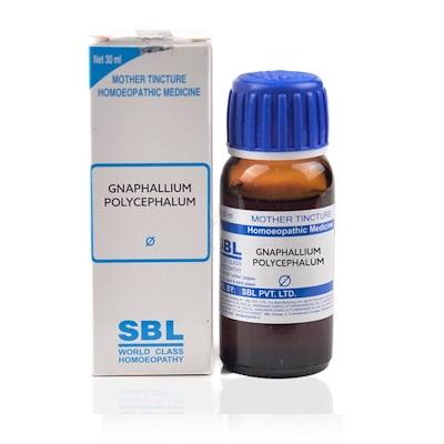 SBL Gnaphalium Polycephalum Homeopathy Mother Tincture Q