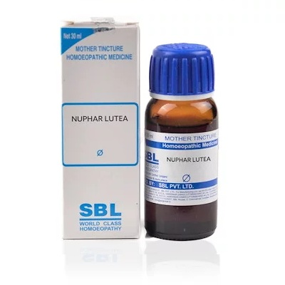 SBL Nuphar Lutea Homeopathy Mother Tincture Q