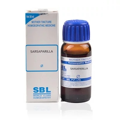 SBL Sarsaparilla Homeopathy Mother Tincture Q