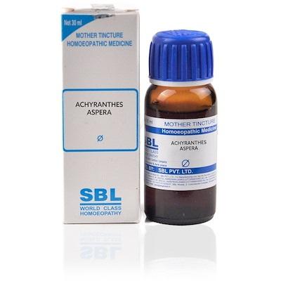 SBL Achyranthes Aspera Homeopathy Mother Tincture Q