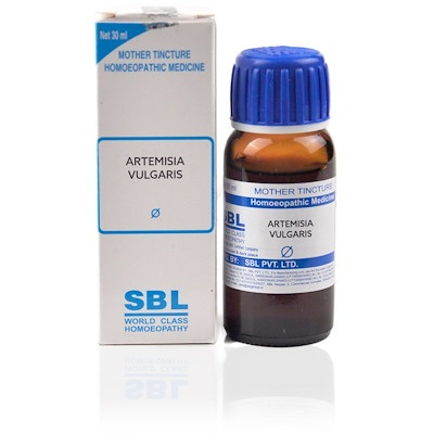 Sbl Artemisia Vulgaris Homeopathy Mother Tincture Q for children with Petit Mal seizures