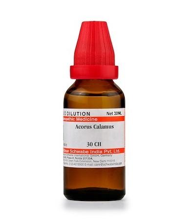Schwabe Acorus Calamus Homeopathy Dilution 6C, 30C, 200C, 1M, 10M, CM