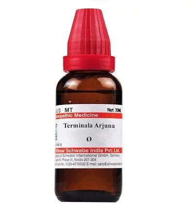 Schwabe Terminalia Arjuna Homeopathy Mother Tincture Q