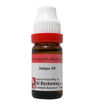 Dr Reckeweg Germany Jalapa Homeopathy Dilution 6C, 30C, 200C, 1M, 10M, CM