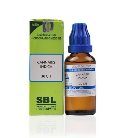 SBL Cannabis Indica Homeopathy Dilution 6C, 30C, 200C, 1M, 10M