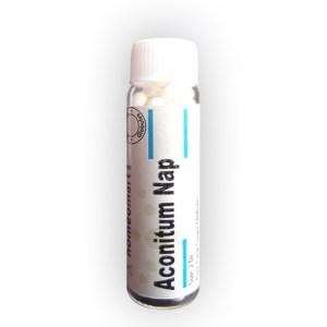 Aconitum Napellus Pills for Cold, flu, tension