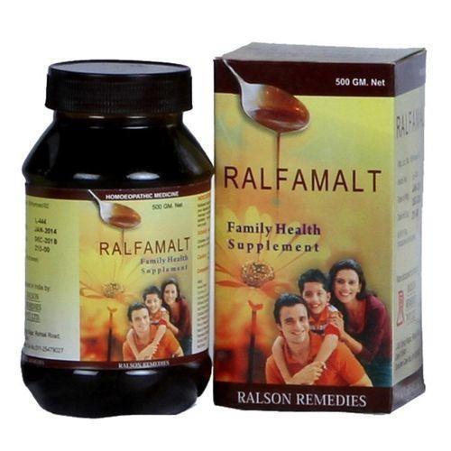 Ralsons Ralfamalt for Sleeplessness, Anaemia