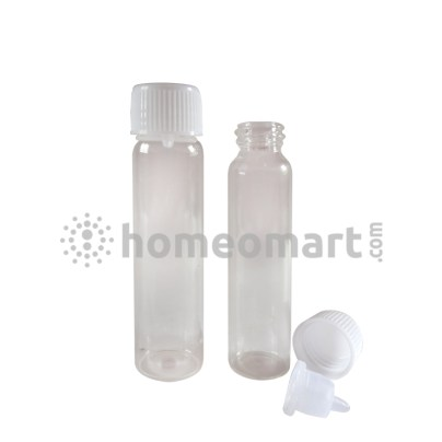 Glass Liquid Dropper Bottles with Screw Cap