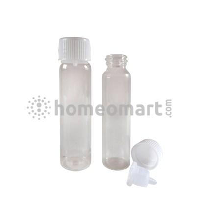 Glass Liquid Dropper Bottles with Screw Cap