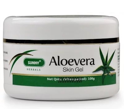 Bakson Sunny Aloevera Skin Gel for Radiant, Glowing Skin