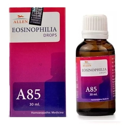 Allen A85 Homeopathy Eosinophilia Drops