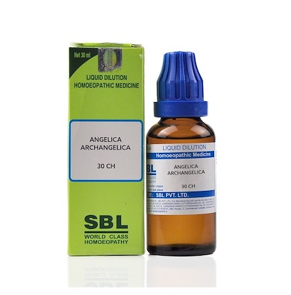 SBL Angelica archagelica 6C, 12C, 30C, 200C, 1M