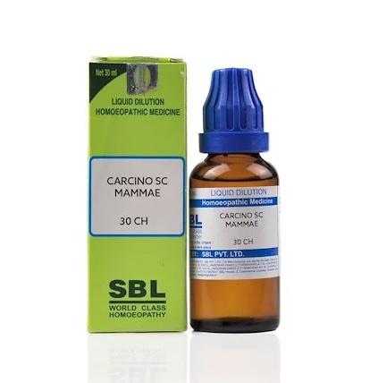 SBL Carcino Sc Mammae 12C, 30C, 200C, 1M