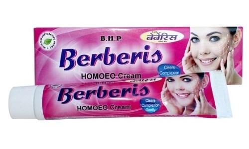 New Berberis Homoeo Cream packing