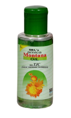 New SBL Arnica Montana Hair Oil with TJC