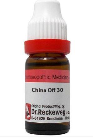 Dr Reckeweg China Officinalis 6C, 30C, 200C, 1M, 10M